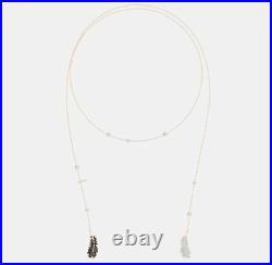 Swarovski 5495290 Naughty Necklace Rose Gold Tone Plated 88cm RRP$249