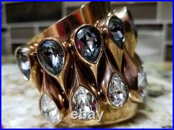 Swarovski Dusky Cuff Brand New and ready for Christmas Party's